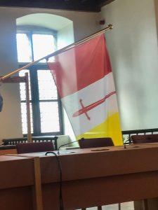 De vlag van Aalst