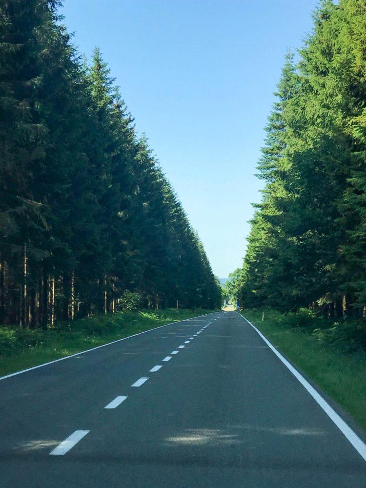 Onderweg naar Poupehan