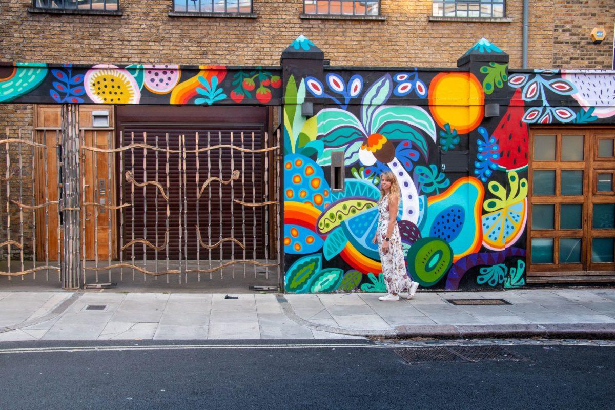 Camden streetart