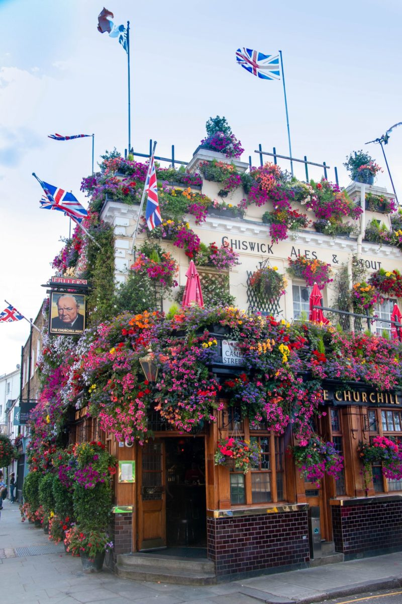 The Churchill Arms Notting Hill