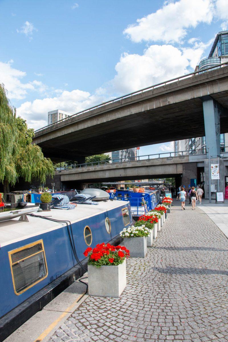 Romantische plekjes in Londen
