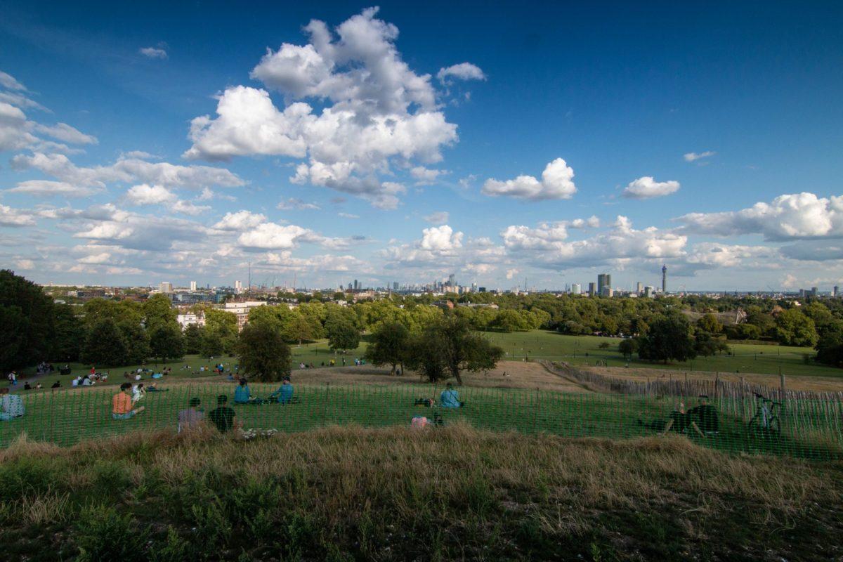 Primrose Hill Londen