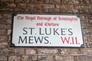 St Lukes Mews