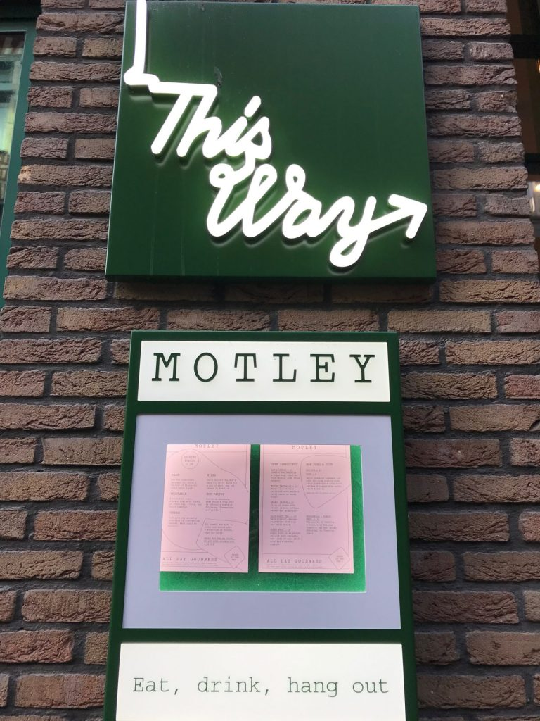 Motley Qbic