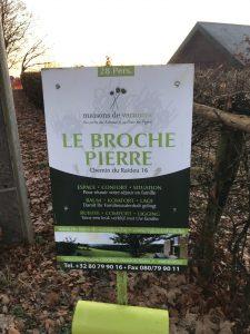 Groepsaccommodatie Ardennen Le Broche Pierre