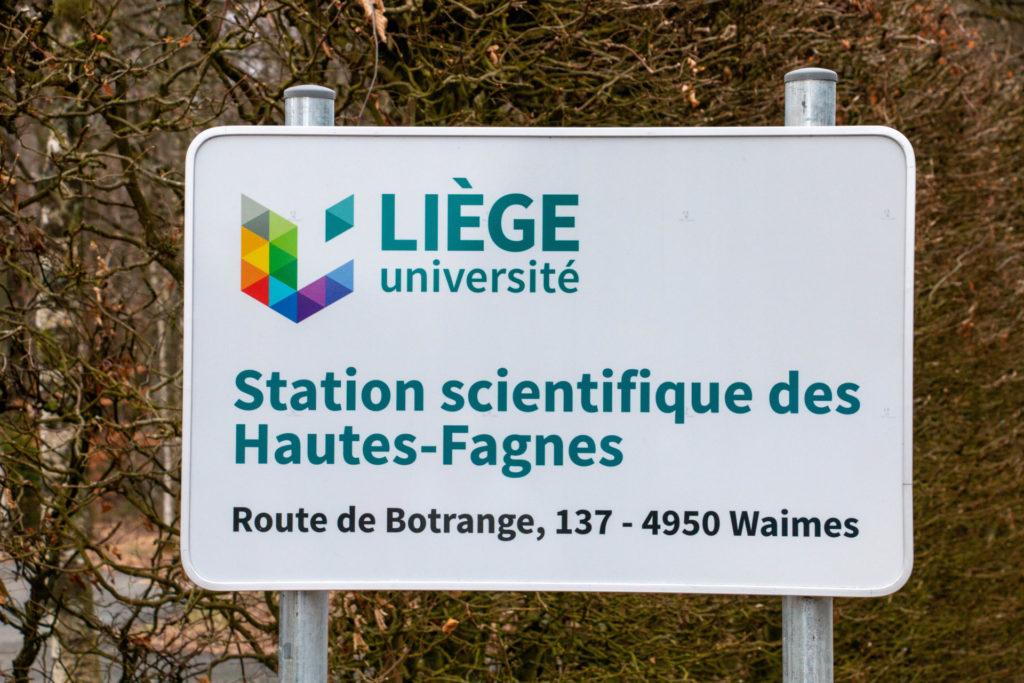 Station scientifique des hautes fagnes