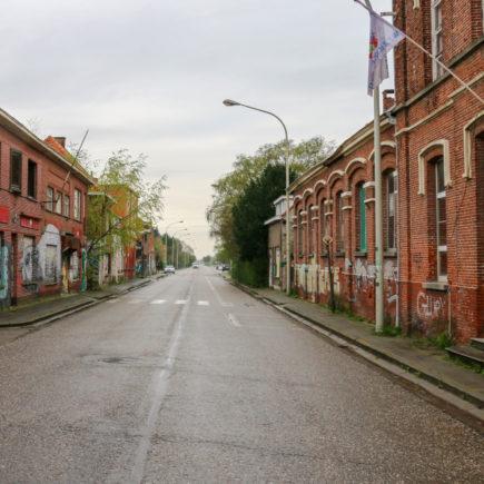 Spookstad Doel