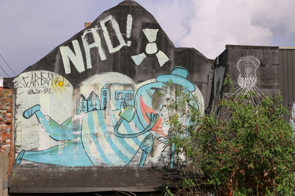 Graffiti Nao