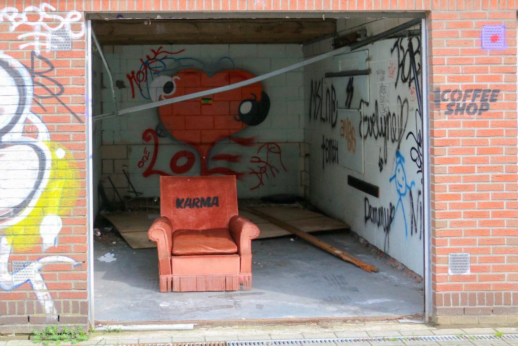 Verloren meubilair