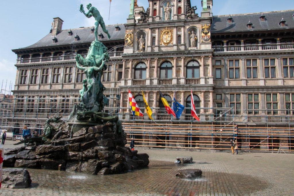 Stadhuis 't schoon verdiep