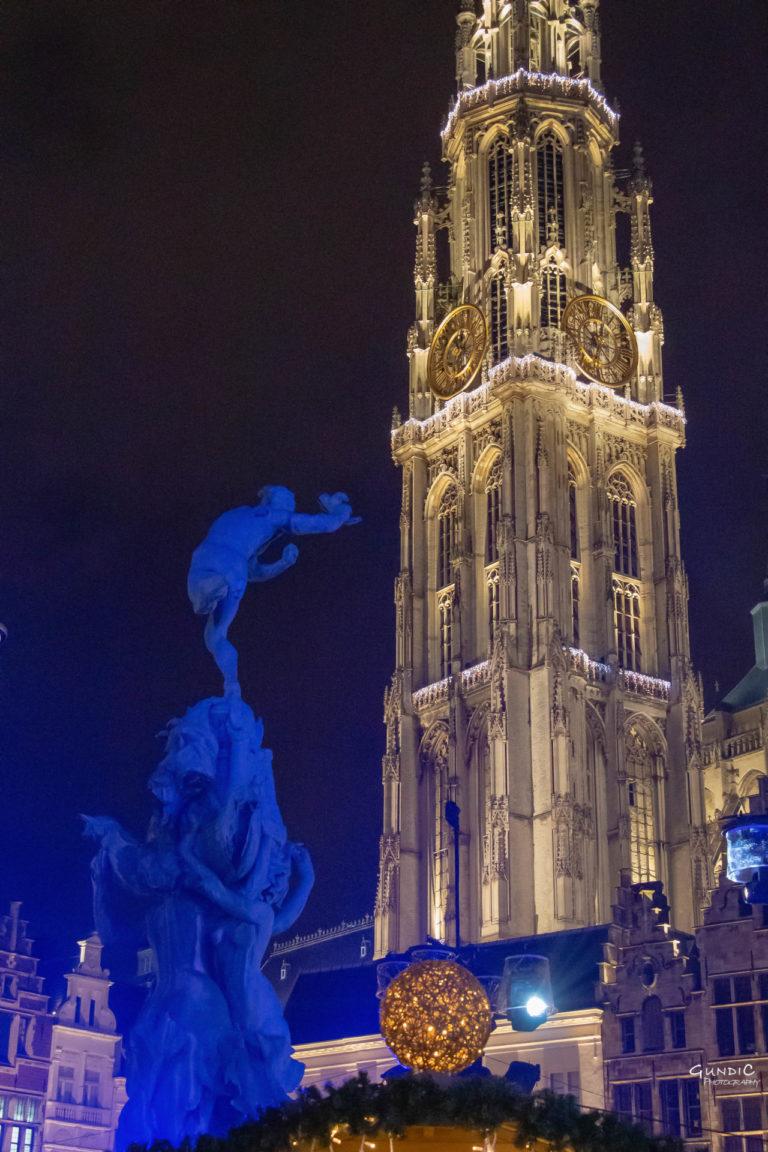 Kerst in Antwerpen
