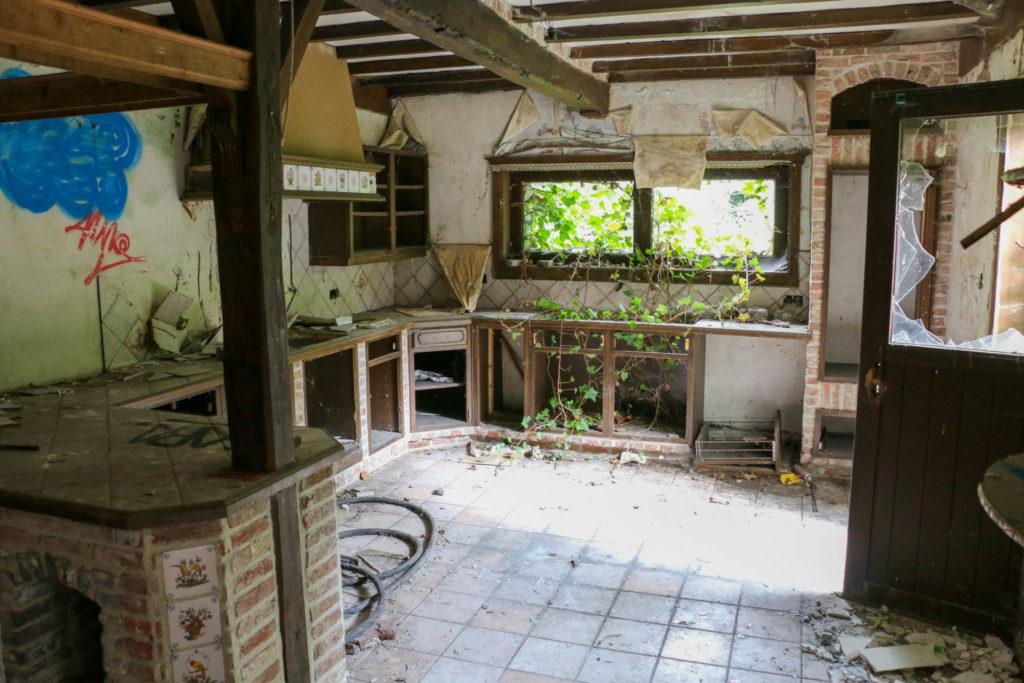 Keuken in Doel