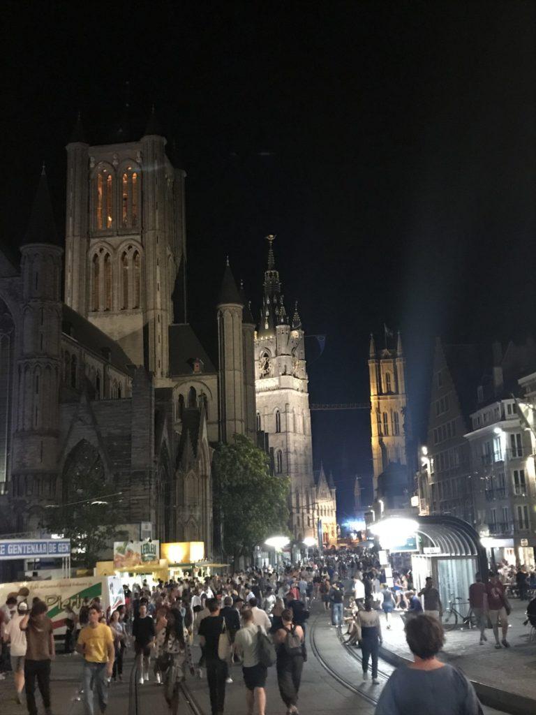Gentse Feesten Vakantie in België