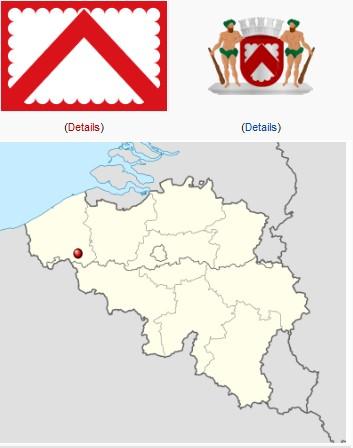 Situering in België