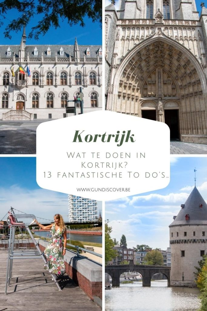 To do in Kortrijk