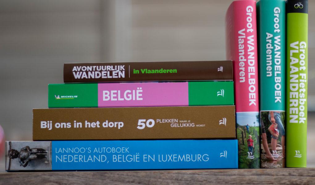 Top 7 van leukste boeken om België te ontdekken...