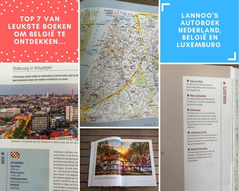 Top 7 van leukste boeken opm België te ontekken
