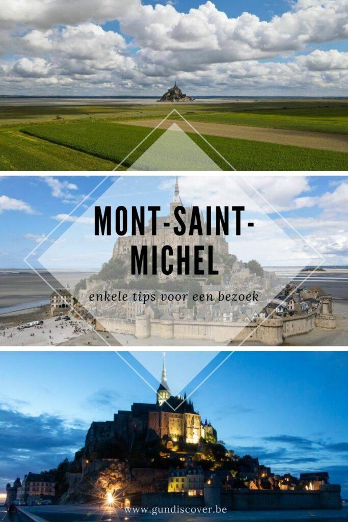 Mont-Saint-Michel, enkele tips voor een bezoek
