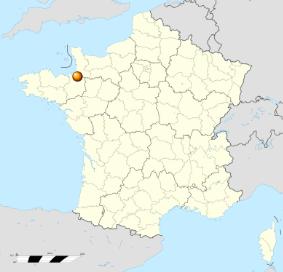 Oriëntatie Mont-Saint-Michel