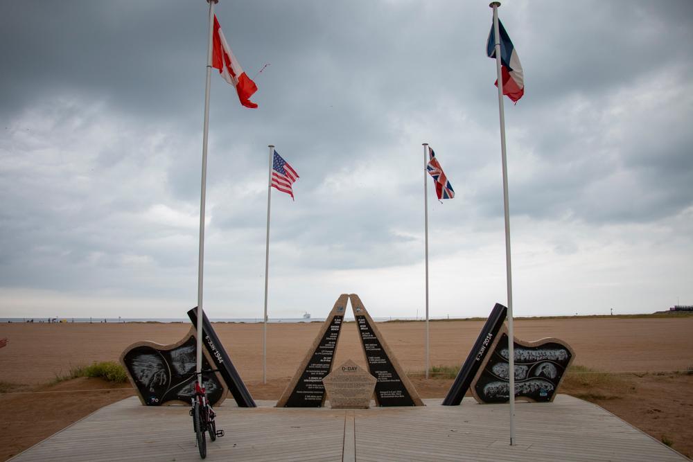 Landingsstranden D-Day