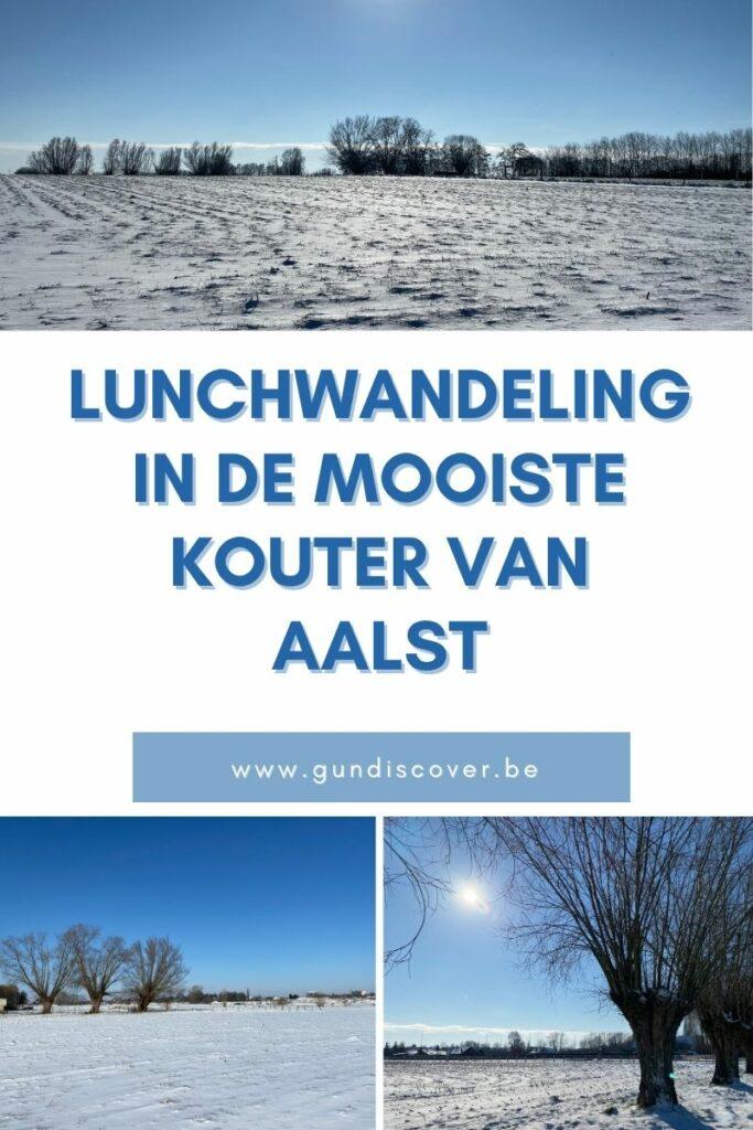 Lunchwandeling in de mooiste kouter van Aalst