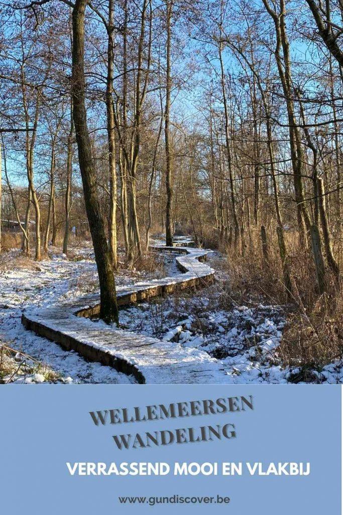 Wellemeersen wandeling - verrassend mooi en vlakbij