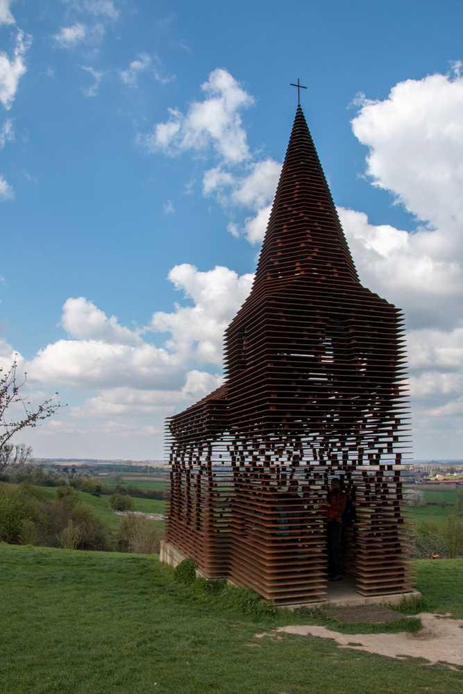Doorkijkkerkje