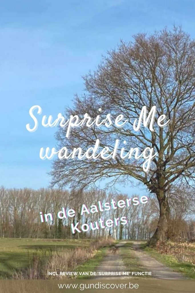 Surprise me wandeling