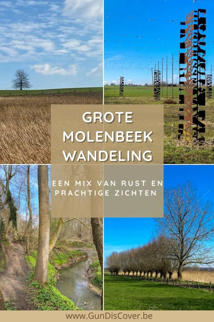 Grote Molenbeek wandeling