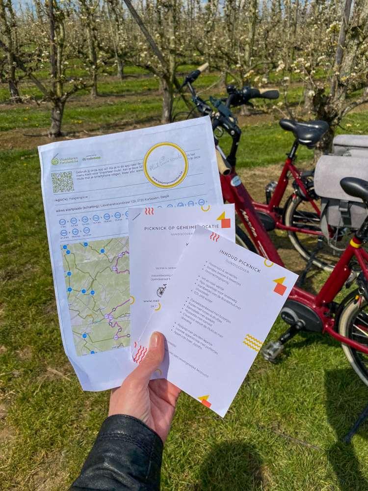 Haspengouw per fiets ontdekken