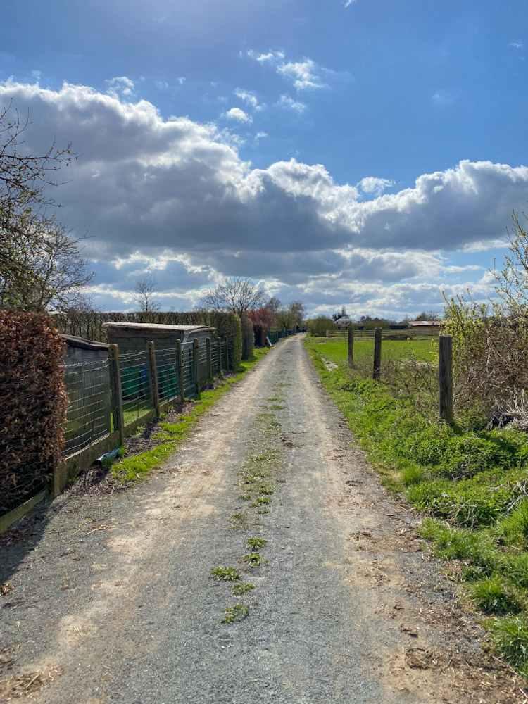 Paasvakantie wandeling Erpe-Mere 5km