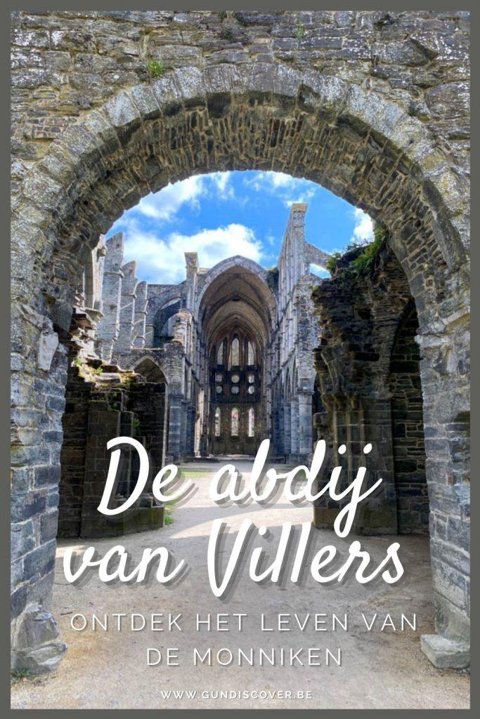 De abdij van Villers