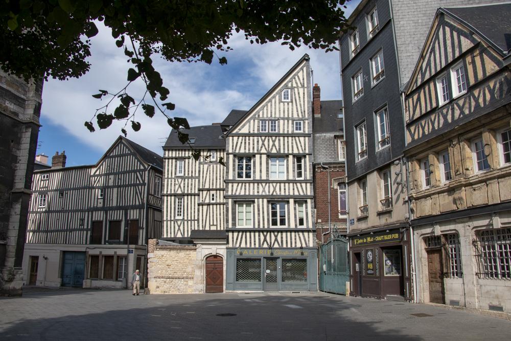 Rouen verkennen