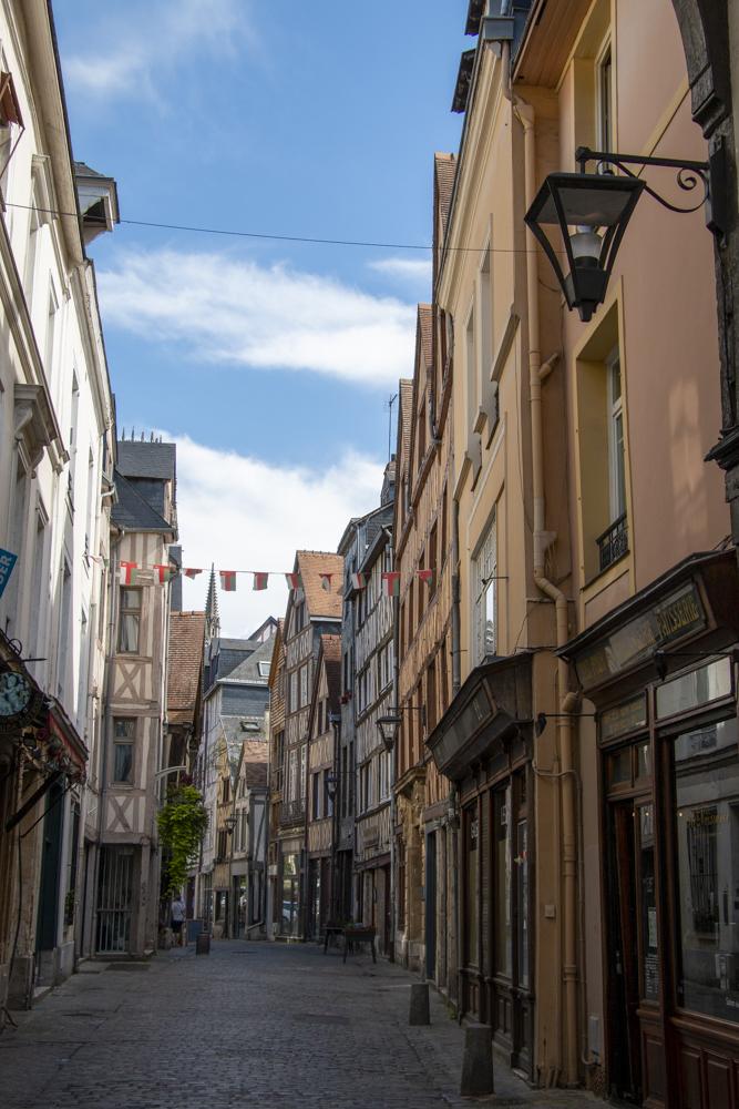 Straten van Rouen