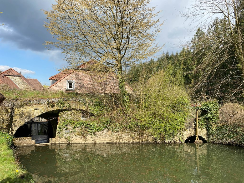 wandeling Villers-la-Ville