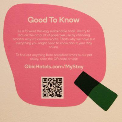 Milieuvriendelijk en instaproof hotel